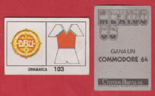 Denmark Badge & Kit